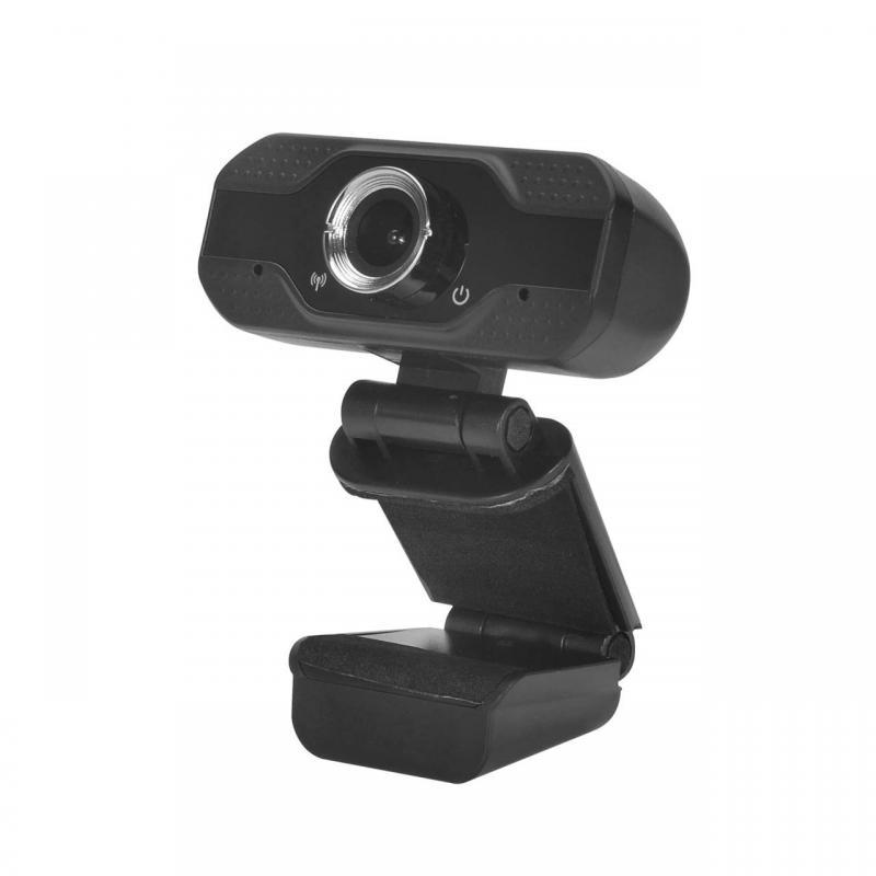 Cam01 cámara web 2 MP 1920 x 1080 Pixeles USB 2.0 Negro - Imagen 1