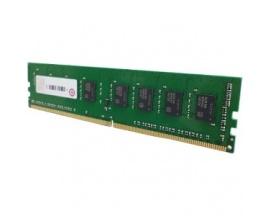 Módulo RAM QNAP - 8 GB - DDR4 SDRAM - 2133 MHz - Sin búfer - 288-pin - DIMM