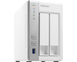 Sistema de almacenamiento SAN/NAS QNAP Turbo NAS TS-231P - Torre - Annapurna Labs Alpine AL-212 Dual-core (2 Core) 1,70 GHz - 1