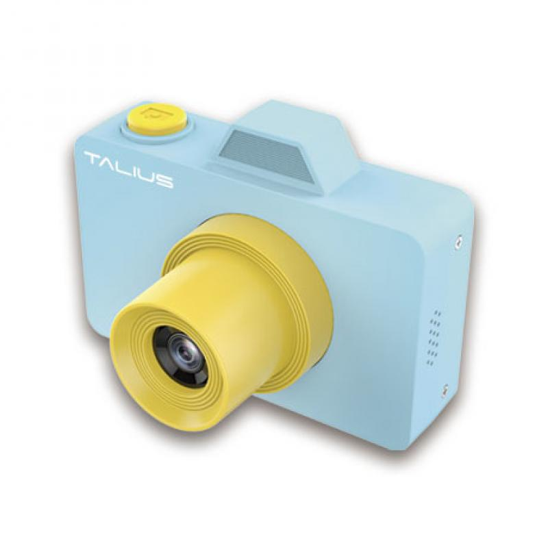 TALIUS Camara digital Pico kids 18MP 720P 32GB blue - Imagen 1