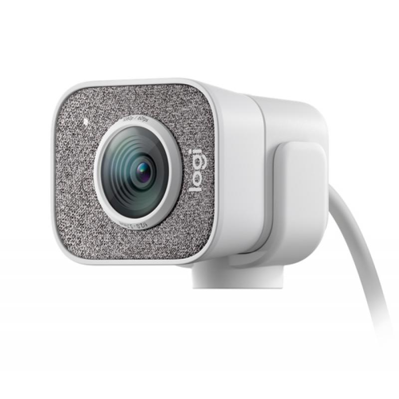 Logitech StreamCam cámara web 1920 x 1080 Pixeles USB 3.2 Gen 1 (3.1 Gen 1) Blanco - Imagen 1