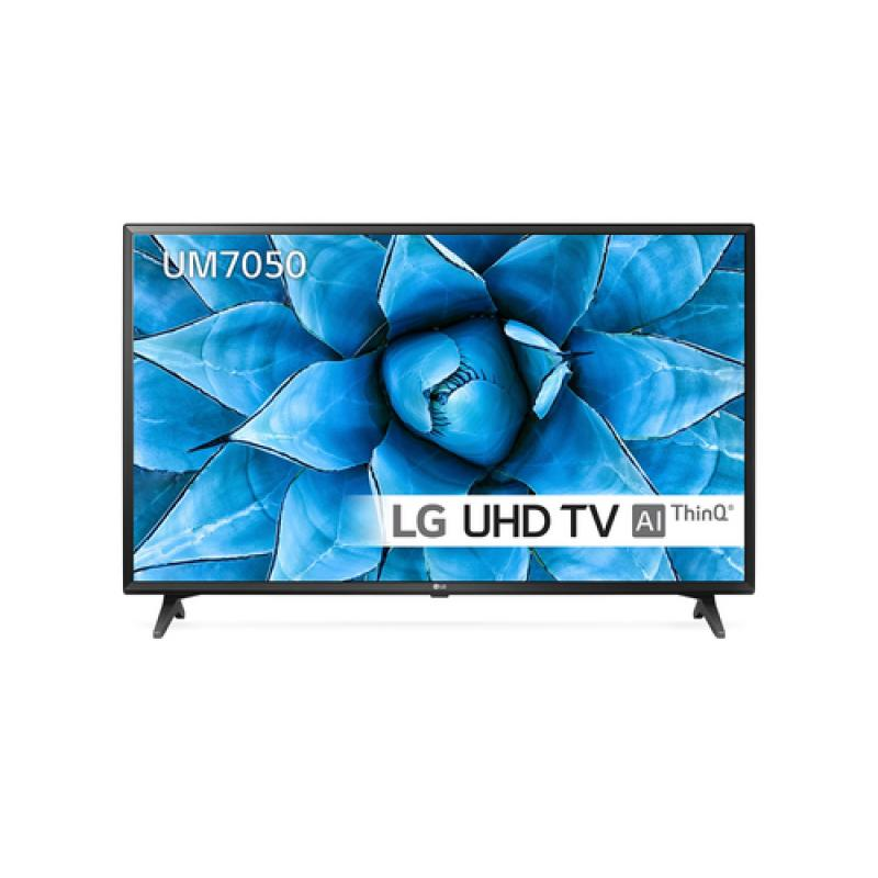 "LG 49UM7050PLF TV 124,5 cm (49"") 4K Ultra HD Smart TV Wifi Negro - Imagen 1"