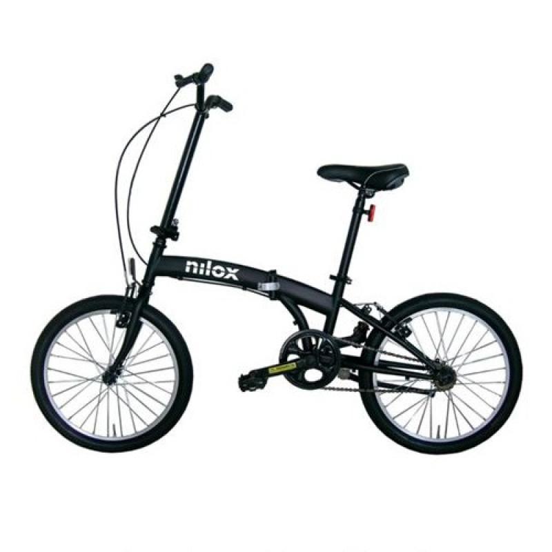 X0 bicicletta Acero Negro - Imagen 1