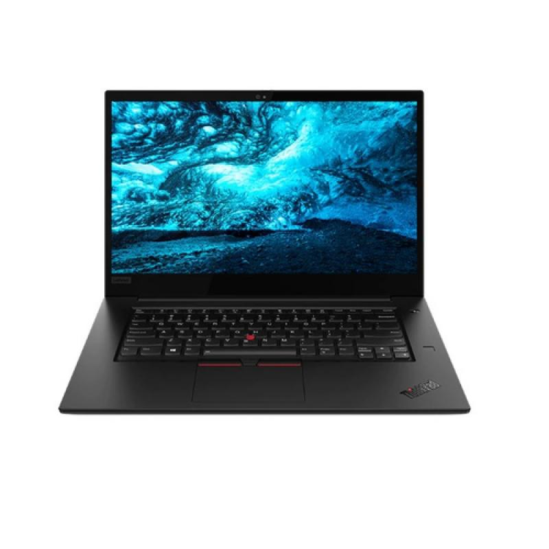 "Lenovo ThinkPad X1 Extreme Portátil Negro 39,6 cm (15.6"") 3840 x 2160 Pixeles 9na generación de procesadores Intel® Core™ i9 32"