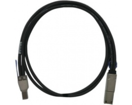 Cable de transferencia de datos QNAP CAB-SAS05M-8644-8088 - Mini-SAS - for Servidor - 50 cm - 1 x SFF-8644 Mini-SAS - 1 x SFF-80