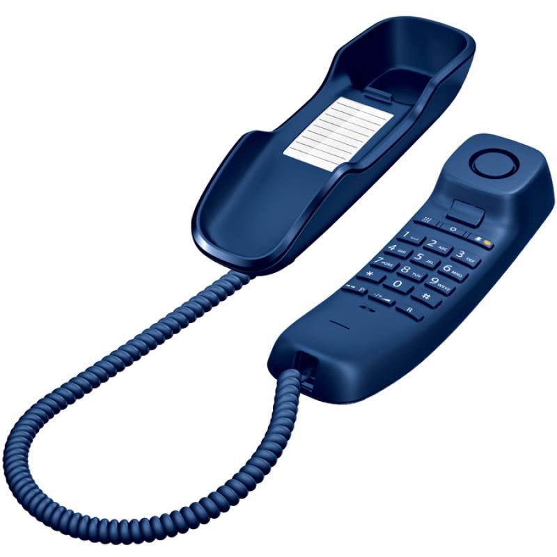 DA210 Teléfono analógico Azul - Imagen 1