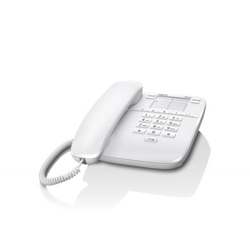 DA310 Teléfono analógico Blanco - Imagen 1