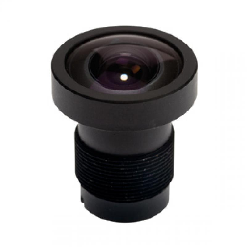 5504-961 lente de cámara Cámara IP Objetivo ancho Negro - Imagen 1