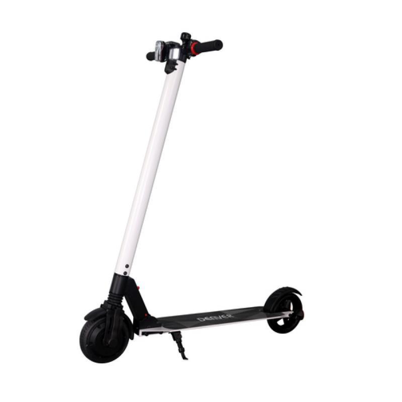 Denver SEL-65220 WHITE patinete eléctrico 20 kmh Blanco - Imagen 1