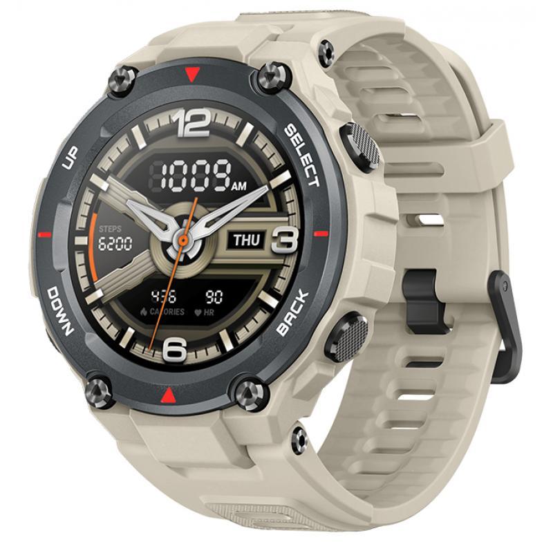"T-Rex reloj inteligente AMOLED 3,3 cm (1.3"") Caqui GPS (satélite) - Imagen 1"