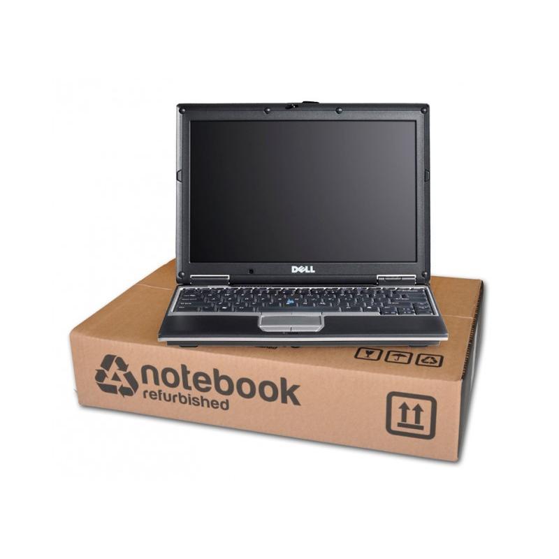 Dell Latitude D520 Intel Core 2 T5500 1.66 GHz. · 2 Gb. SO-DDR2 RAM · 60 Gb. SATA · Combo (CD-RW/DVD) · Teclado internacional co