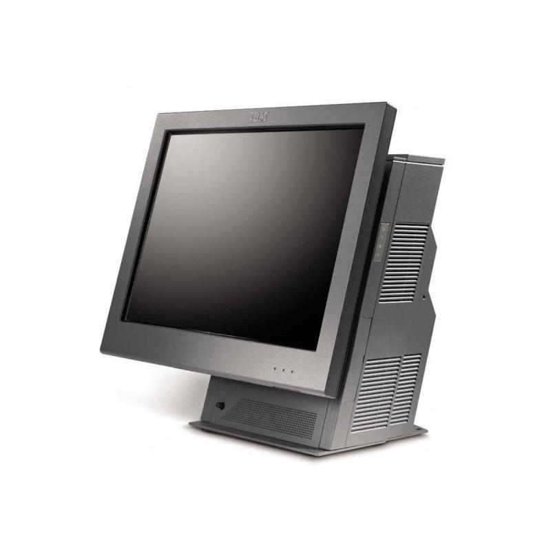 IBM 4852-E26 Intel Celeron E1500 2.2 GHz. · 3 Gb. DDR2 RAM · 60 Gb. SSD · Ubuntu GNU/Linux · Táctil 15 '' 16:9 - Imagen 1