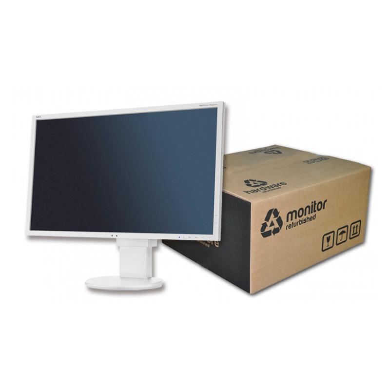 """NEC EA223WM BLANCOLed 22 '' HD 16:10 · Resolución 1680x1050 · Pequeñas manchas en pantalla. (Ver en """"+ Imágenes""""). -"""