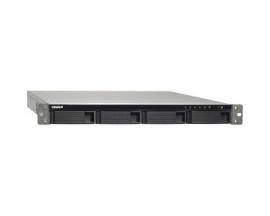 Sistema de almacenamiento SAN/NAS QNAP Turbo NAS TS-453BU - 1U - Montaje en bastidor - Intel Celeron J3455 Quad-core (4 Core) 1,