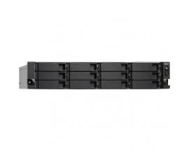 Sistema de almacenamiento SAN/NAS QNAP Turbo NAS TS-1253BU - 2U - Montaje en bastidor - Intel Celeron J3455 Quad-core (4 Core) 1