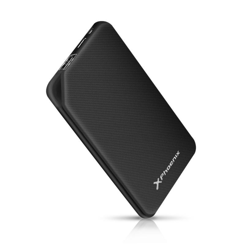 PHPOWERBANK5000B batería externa Negro 5000 mAh - Imagen 1