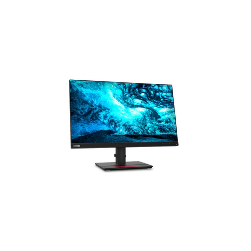 """Lenovo ThinkVision T23i-20 58,4 cm (23"""") 1920 x 1080 Pixeles Full HD LED Negro - Imagen 1"""