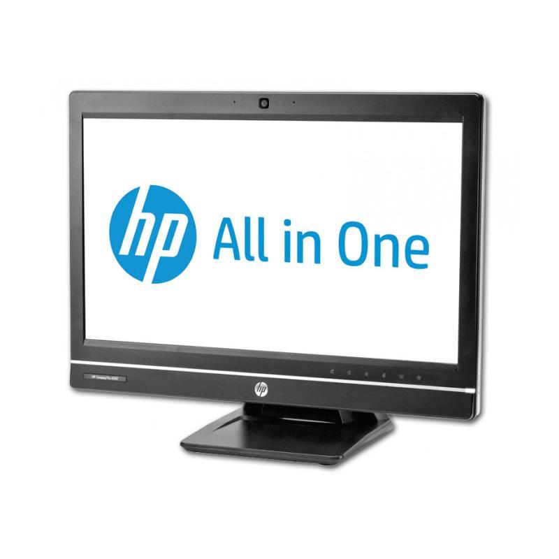 """HP 800 G1 All in One 23"""" Intel Core i5 4570S 2.9 GHz. · 8 Gb. SO-DDR3 RAM · 500 Gb. SATA · DVD-RW · COA Windows 10 Pro · Led 23"""