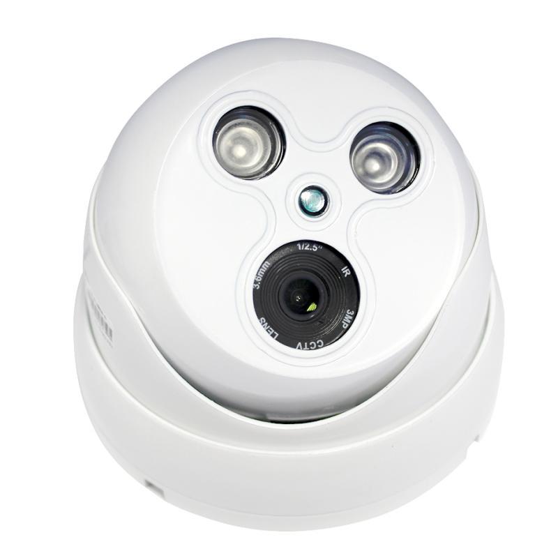 Dome Cam Cámara de seguridad CCTV Interior y exterior Almohadilla Techo/pared 1920 x 1080 Pixeles - Imagen 1