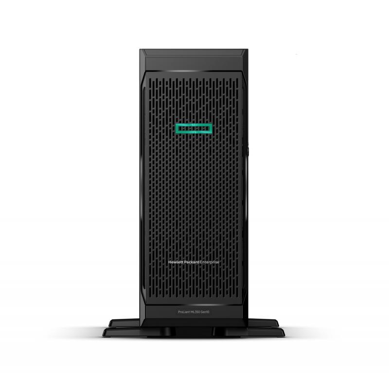 ProLiant ML350 Gen10 servidor Intel® Xeon® Silver 2,4 GHz 16 GB DDR4-SDRAM 48 TB Torre (4U) 800 W - Imagen 1