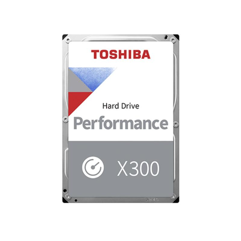 "Toshiba X300 3.5"" 8000 GB Serial ATA III - Imagen 1"
