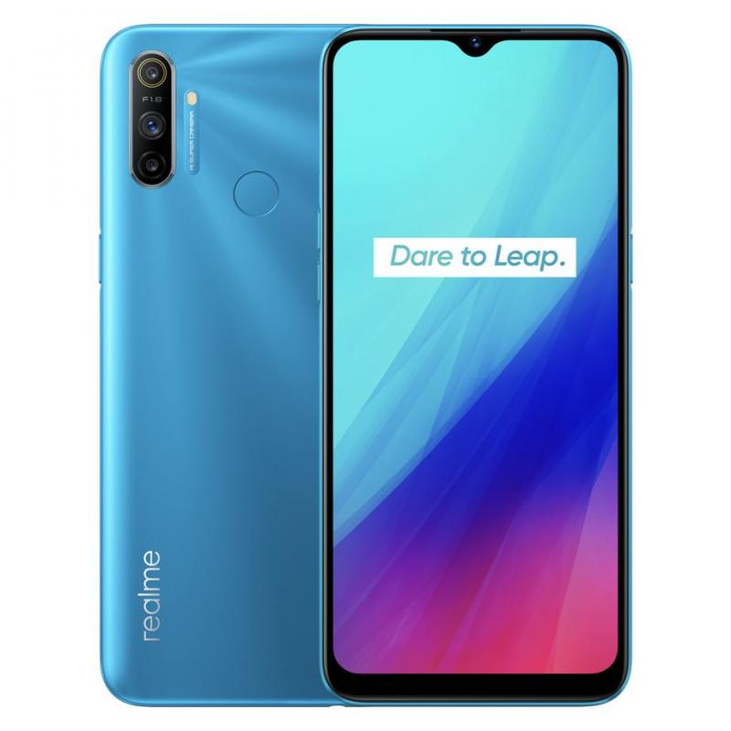 "C3 16,5 cm (6.5"") 32 GB SIM doble 4G MicroUSB Azul Android 10.0 5000 mAh - Imagen 1"