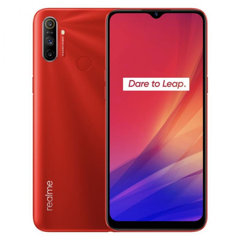 "C3 16,5 cm (6.5"") 32 GB SIM doble 4G MicroUSB Rojo Android 10.0 5000 mAh - Imagen 1"