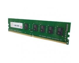 Módulo RAM QNAP - 4 GB - DDR4 SDRAM - 2400 MHz - Sin búfer - 288-pin - DIMM