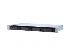 Sistema de almacenamiento SAN/NAS QNAP Turbo NAS TS-431XeU - 1U - Montaje en bastidor - Annapurna Labs Alpine AL-314 Quad-core (