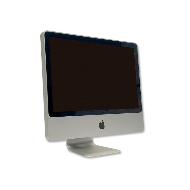 "Apple Imac 20"" 7,1 A1224 Intel Core 2 Duo E8135 2.4 GHz. · 4 Gb. SO-DDR2 RAM · 250 Gb. SATA · DVD-RW · Mac OSX Mavericks · TFT 2"