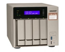 TVS-473E-4G 4 BAY 2.1 GHZ QC 4GB DDR4 4X GBE 4X USB3.0 IN - Imagen 1