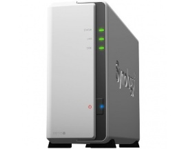Sistema de almacenamiento NAS Synology DiskStation DS115j - Externo - Marvell ARMADA 370 800 MHz - 1 x HDD admitido - 256 MB RAM