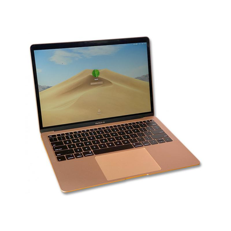 Apple MacBook Air 8,1 Pink Gold Intel Core i5 8210Y 1.6 GHz. · 8 Gb. DDR3 RAM · 128 Gb. SSD M2 · macOS Catalina · Retina 13.3 ''