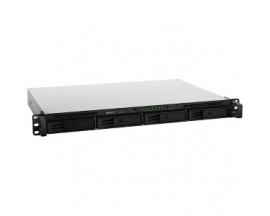 Sistema de almacenamiento SAN/NAS Synology RackStation RS816 - 1U - Montaje en bastidor - Marvell Armada 385 88F6820 Dual-core (
