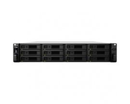Carcasa de unidad Synology RX1217 - Montaje en bastidor - 12 x HDD admitido - 12 x SSD admitido - 12 x Bahía Total - 12 x Bahía