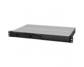 Sistema de almacenamiento SAN/NAS Synology RackStation RS217 - 1U - Montaje en bastidor - Marvell Armada 385 88F6820 Dual-core (