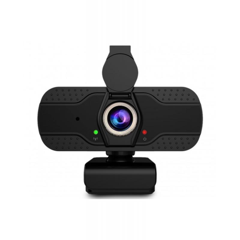 Urban Factory WEBEE cámara web 20 MP 1920 x 1080 Pixeles USB 3.2 Gen 1 (3.1 Gen 1) Negro - Imagen 1