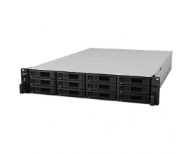 Sistema de almacenamiento SAN/NAS Synology RackStation RS3617RPXS - 2U - Montaje en bastidor - Intel Xeon D-1521 Quad-core (4 Co