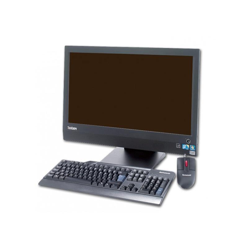 Lenovo M92z All in one Intel Core i5 3470S 2.9 GHz. · 8 Gb. SO-DDR3 RAM · 500 Gb. SATA · DVD-RW · Windows 7 Pro · LCD 23 '' Full