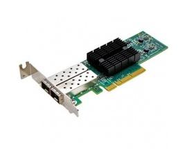 Tarjeta 10Gigabit Ethernet para PC - Synology E10G17-F2 - PCI Express 3.0 x8 - 2 Puerto(s) - Fibra Óptica - Imagen 1