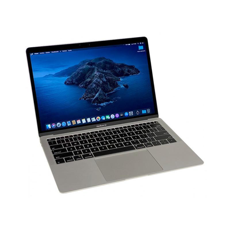 Apple MacBook Air 8,1 Silver Intel Core i5 8210Y 1.6 GHz. · 8 Gb. DDR3 RAM · 128 Gb. SSD M2 · macOS Catalina · Retina 13.3 '' 2K