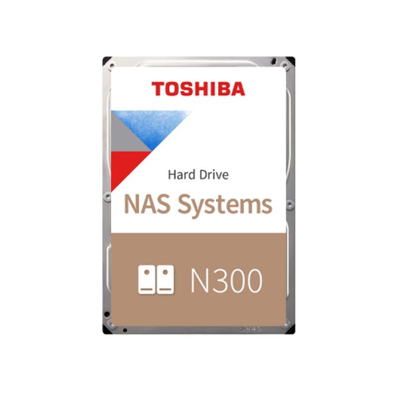 """Toshiba N300 3.5"""" 8000 GB Serial ATA III - Imagen 1"""
