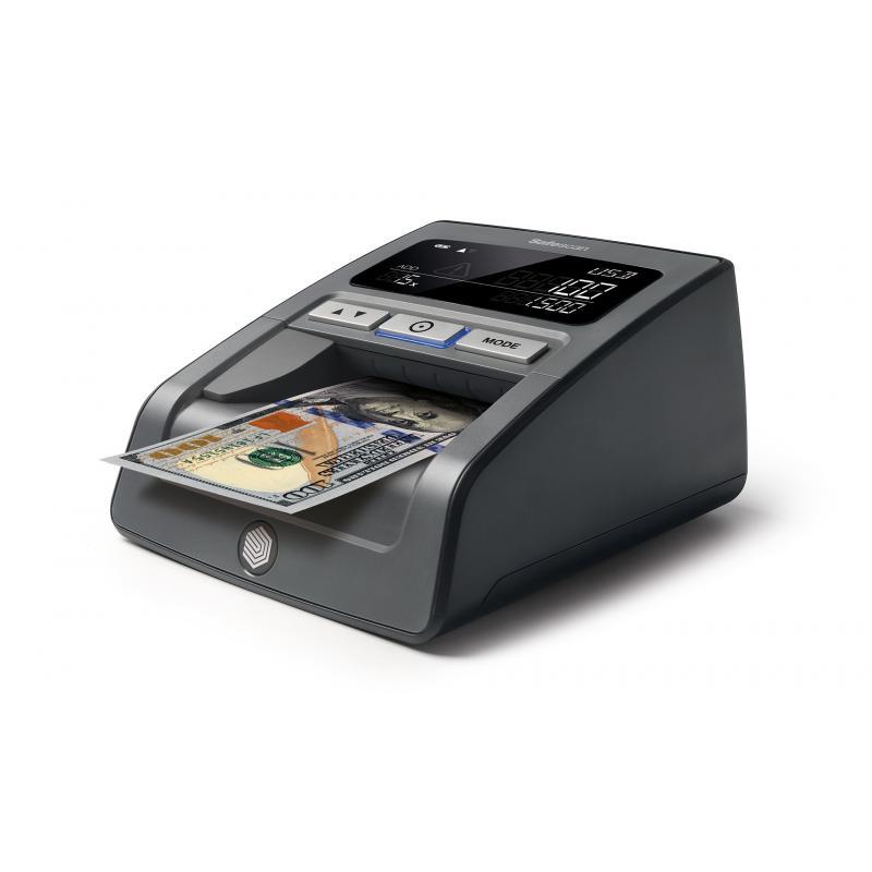 185-S detector de billetes falsos Negro - Imagen 1