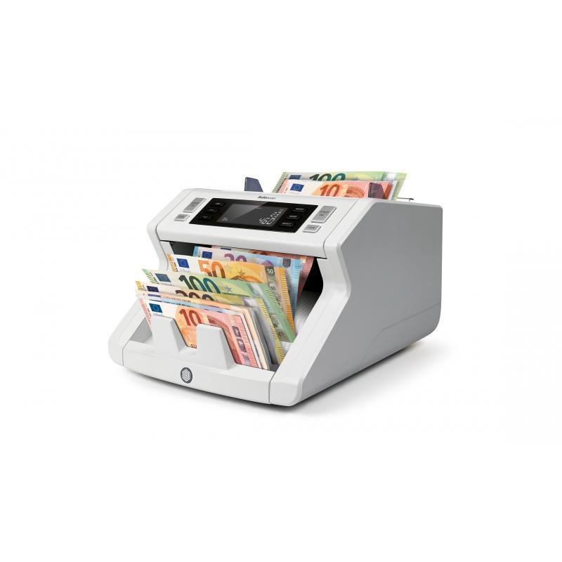 2265 Contador de billetes Gris - Imagen 1