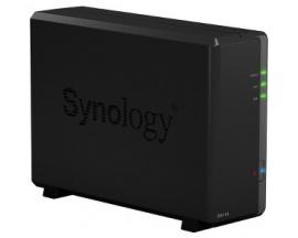 Sistema de almacenamiento SAN/NAS Synology DiskStation DS118 - Compacto - Realtek Quad-core (4 Core) 1,40 GHz - 1 x HDD admitido