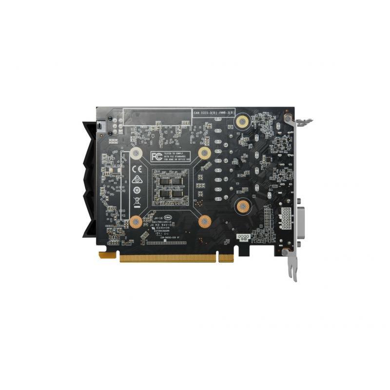 GAMING GeForce GTX 1650 AMP CORE GDDR6 NVIDIA 4 GB - Imagen 1