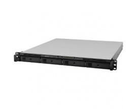 RS818RP+ 1U 4 BAY 2,4GHZ QC RPS 2 GB DDR3 4X 1GBE 2X USB 3.0 IN - Imagen 1