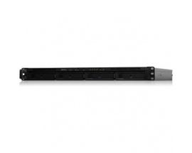 RS818+ 1U 4 BAY 2,4GHZ QC 2GB 4X 1GBE 2X USB 3.0 1X EXP PORT IN - Imagen 1