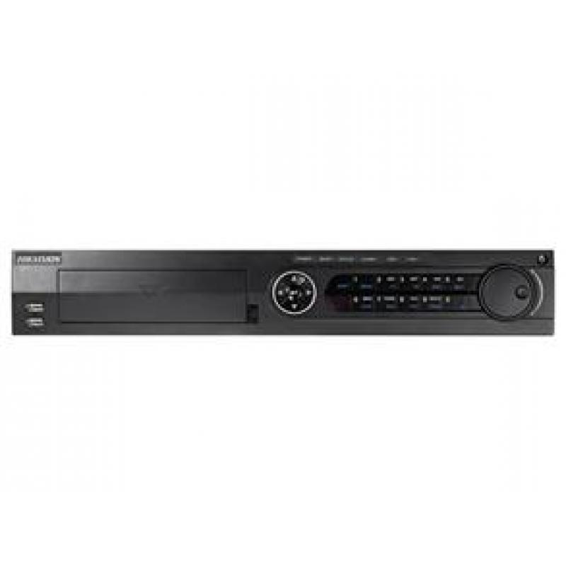 DS-7316HQHI-K4 videograbador digital Negro