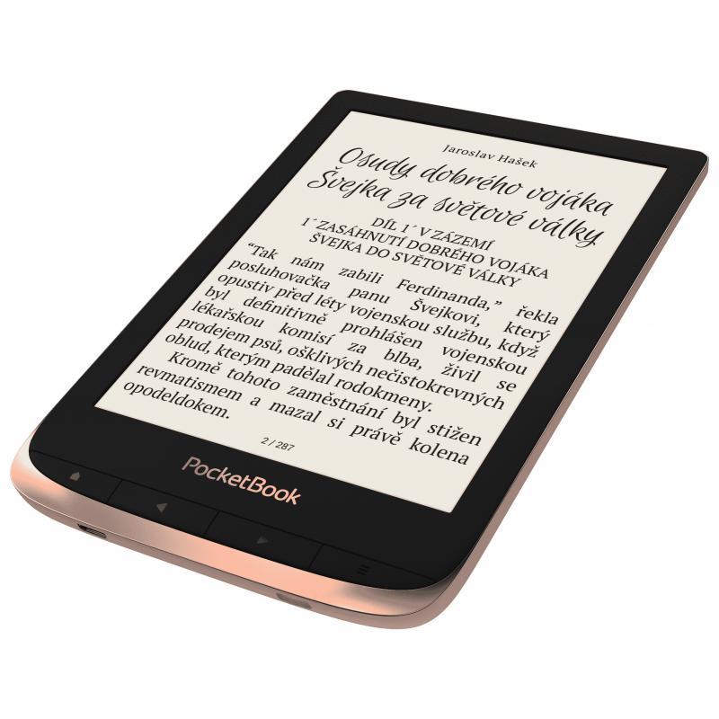 Touch HD 3 lectore de e-book Pantalla táctil 16 GB Wifi Cobre - Imagen 1
